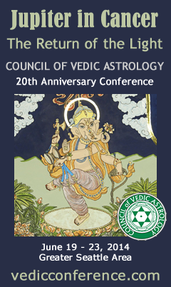 William Surface, Vedic Astrologer