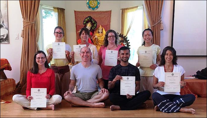 William Surface, Vedic Astrologer with his Beginner Jyotish Class