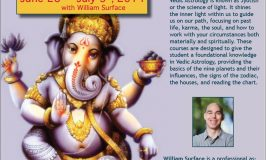 William Surface, Vedic Astrologer, Beginner Jyotish Course